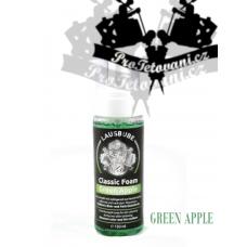 Apple cleaning foam LAUSBUBE GREEN APPLE 150ML