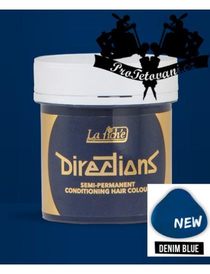 La Riche Directions Denim Blue barva na vlasy