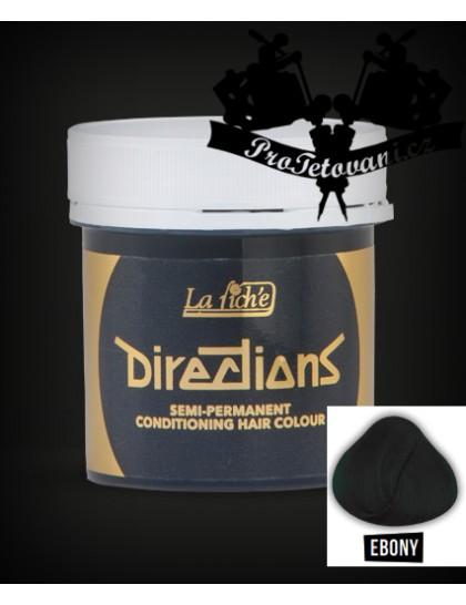 La Riche Directions Ebony barva na vlasy