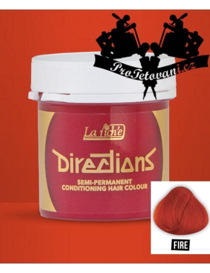 La Riche Directions Fire barva na vlasy