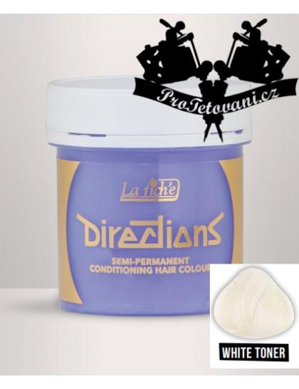 La Riche Directions White Toner barva na vlasy