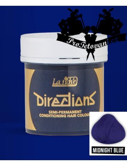 La Riche Directions Midnight Blue barva na vlasy