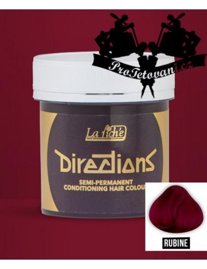 La Riche Directions Rubine barva na vlasy