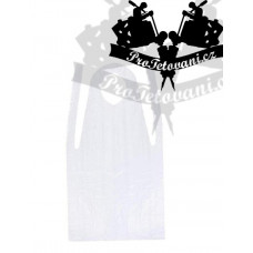 Protective apron for tattoos