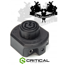 Original tattoo power supply CRITICAL MNML  BLACK
