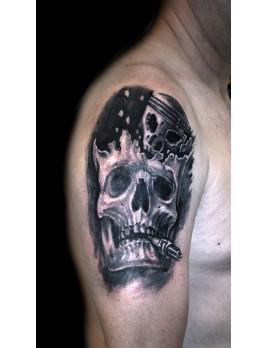 Omnissiah Tattoo