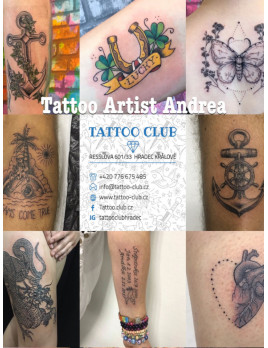 TATTOO CLUB Andrea