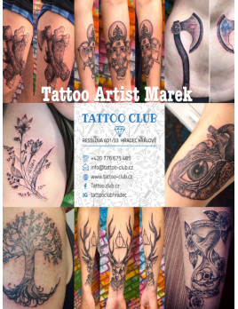 TATTOO CLUB Marek