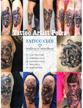 TATTOO CLUB Petra