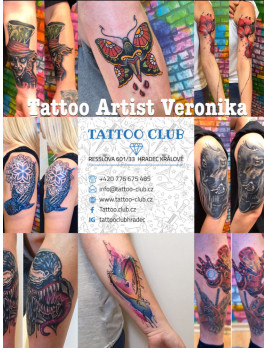 TATTOO CLUB Veronika