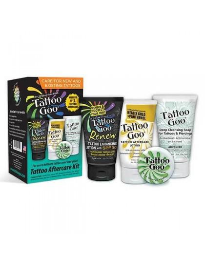 Kompletní sada produktů po tetování Tattoo Goo