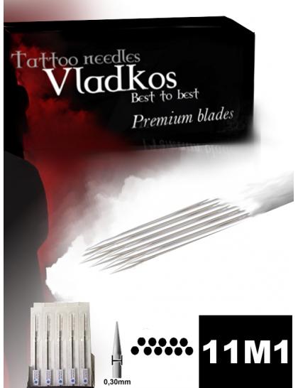 Profesionální tetovací jehla Vladkos 11M1