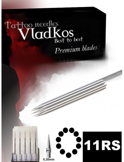 Profesionální tetovací jehla Vladkos 11RS