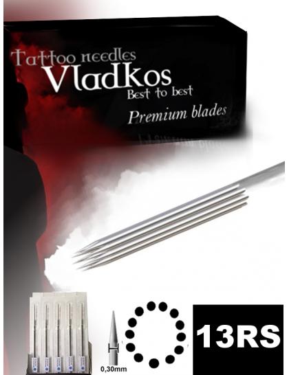 Profesionální tetovací jehla Vladkos 13RS