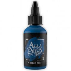 Alla prima Perfect Blue tattoo ink