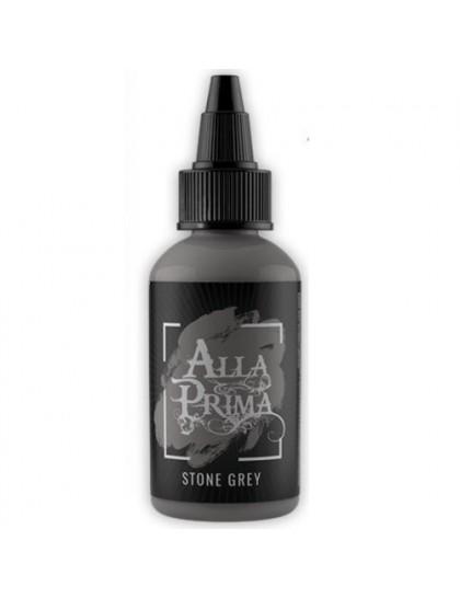 Alla prima ink Stone Grey tetovací barva