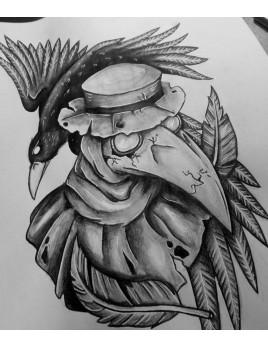 Happ tattoo