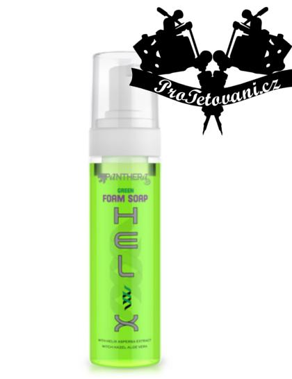 Antibakteriální mýdlo Panthera Helix pěna 200 ml