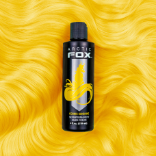 Arctic Fox Cosmic Sunshine hair color