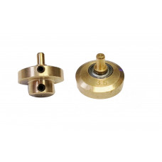 Axial bearing-motor axis for rotary machines stroke 3.5 mm