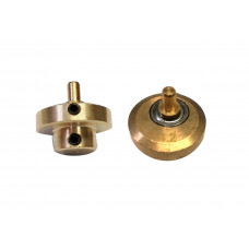 Axial bearing-motor axis for rotary machines stroke 4.2 mm