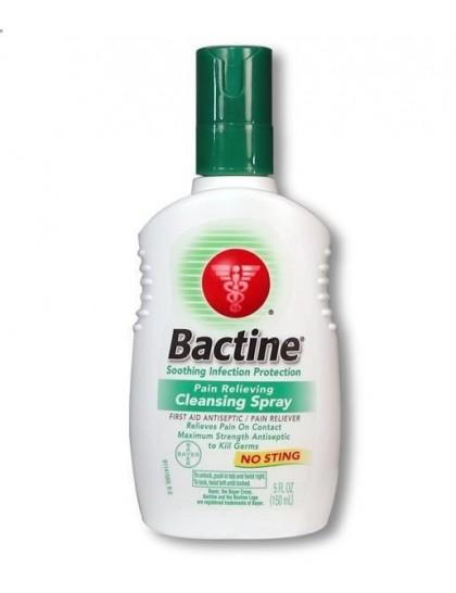 Antibakteriální anestetický sprej na tetování Bactine 150ml