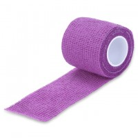 Bandage for tattoo grip Purple