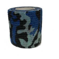 Bandage for tattoo grip Army Blue