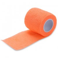Bandage for tattoo grip Orange