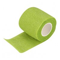 Bandage for tattoo grip Green
