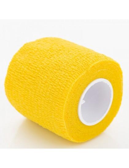 Bandáž na tetovací grip žlutá
