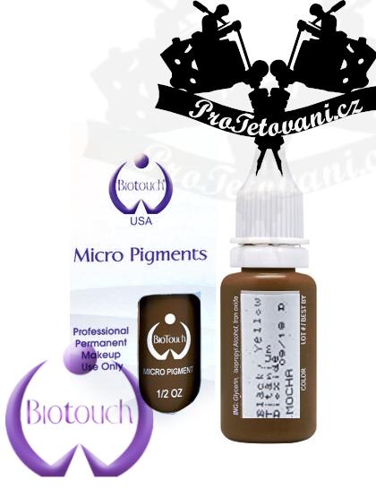 Barva pro permanentní make up Mocha 15 ml