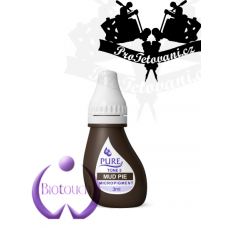 Permanent make-up ink BioTouch Mud Pie 3 ml