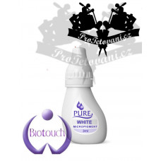 Permanent make-up ink BioTouch Pure White 3 ml