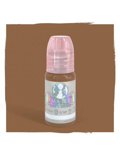Barva pro permanentní make up Perma Blend Amber 15 ml