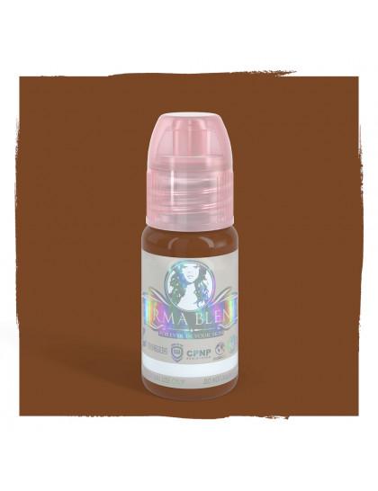 Barva pro permanentní make up Perma Blend Burnt Sienna 15 ml