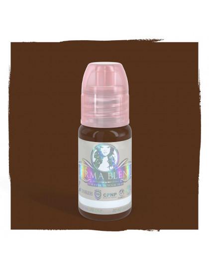 Barva pro permanentní make up Perma Blend Forest Brown 15 ml