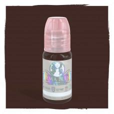 Permanent Makeup Ink Perma Blend Ginger Brown 15 ml