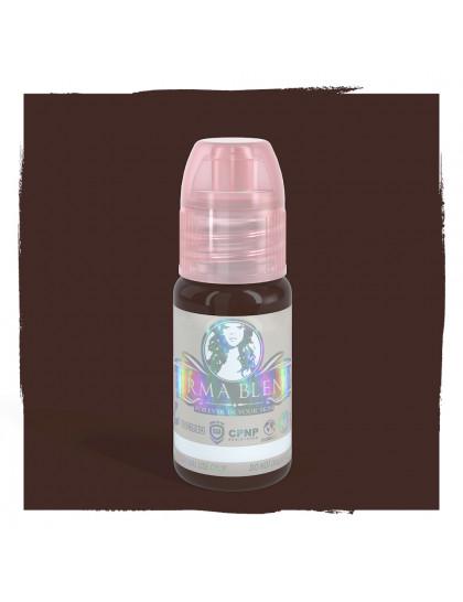 Barva pro permanentní make up Perma Blend Ginger Brown 15 ml