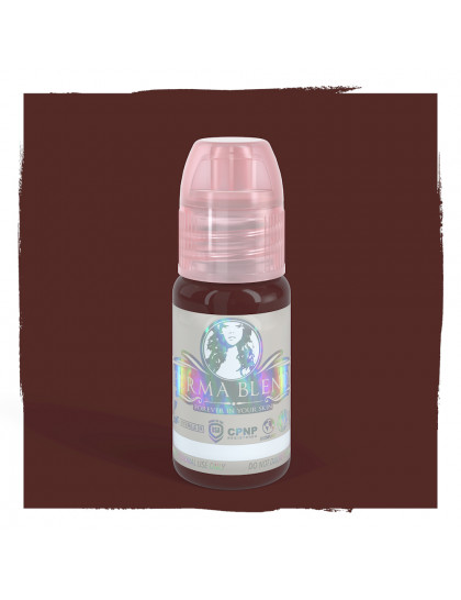 Barva pro permanentní make up Perma Blend Plumb 15 ml