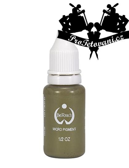 Barva pro permanentní make up BioTouch Olive