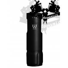 AVA PREMIUM GT PEN EP7 BLACK wireless rotary tattoo machine
