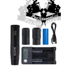 Wireless rotary tattoo machine ELITE FLY battery