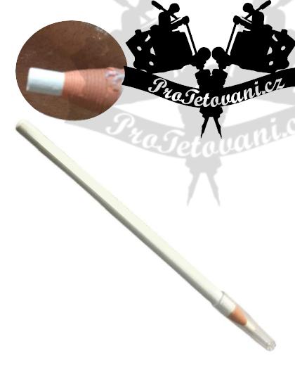 Bílá značkovací tužka pro permanentní make up a microblading White