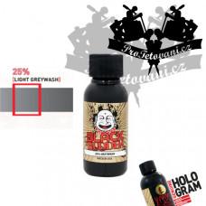 Black Buddha ink Greywash 25% LIGHT tattoo ink