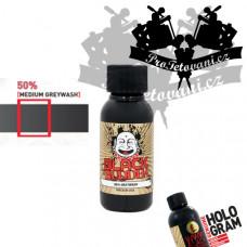 Black Buddha ink Greywash 50% MEDIUM tattoo ink