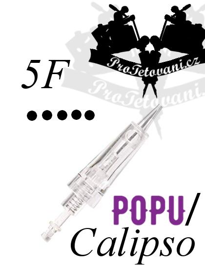 Cartridge pro permanentní strojky Calipso a Popu 5F