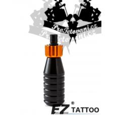 Cartridge tattoo Grip EZ Black and Orange 25 mm