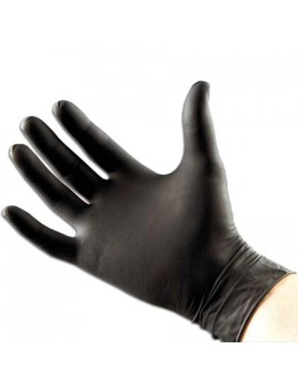 Profesionální taterské rukavice Black