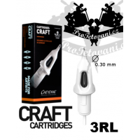 Tattoo cartridge CHEYENNE CRAFT 3RL